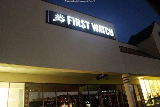 First Watch: FirstWatch