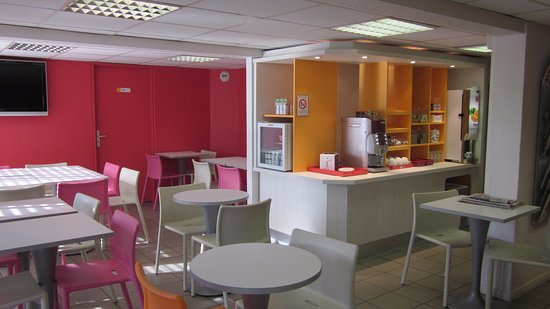 Touques, Francia: Salle petit dejeuner