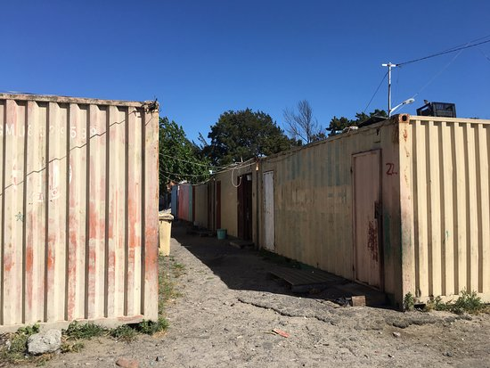 Shipping container homes picture of siviwe township tours cape town central tripadvisor - Container homes cape town ...