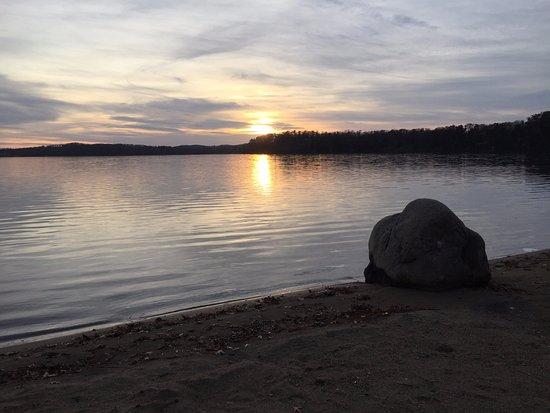 Brainerd, MN: Sunset