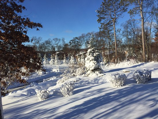 Brainerd, MN: A Winter Wonderland