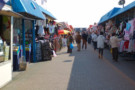 Ingoldmells, UK: market view
