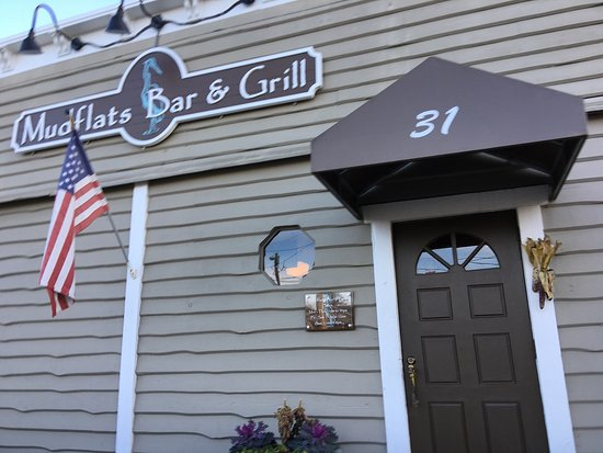 Galena, OH: Mudflats Bar and Grill