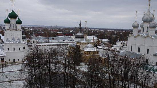 Rostov (Veliky ) - Picture of State Museum Preserve Rostov