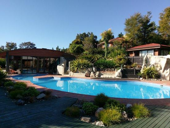 Kaiteriteri, New Zealand: Pool