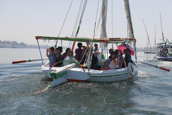 SENTIDO Palm Royale Soma Bay: On the Nile