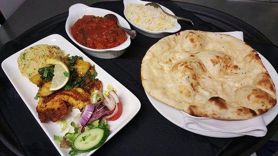 Walkden, UK: Yummy food !