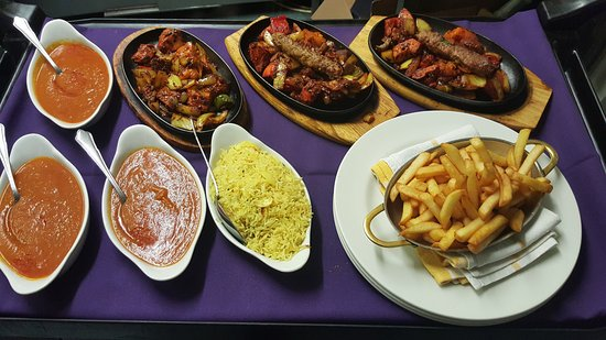 Walkden, UK: Mouth watering dishes!