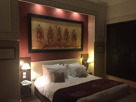 Le Riad Monceau: Pasha Suite With Jacuzzi