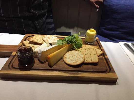 Wroxham, UK: The Cheese Board