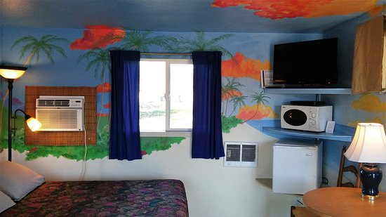 Odessa, WA: Micronesian Room
