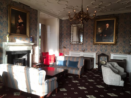 Guisborough, UK: Lounge Area