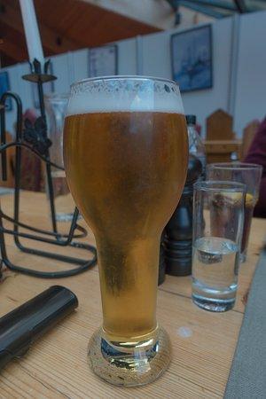 Gudvangen, Norvège : Bier