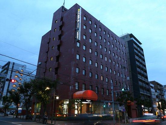 APA Hotel Tokyo Kiba: ホテル外観イメージ