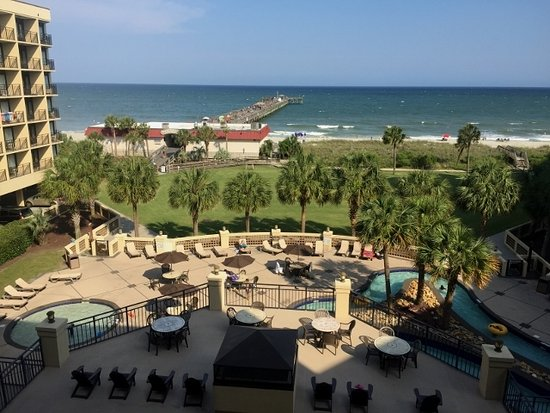 Doubletree Resort By Hilton Myrtle Beach Oceanfront Photo