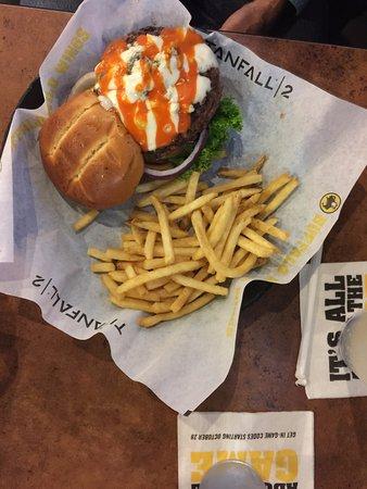 Hixson, TN: Black and Blue Burger