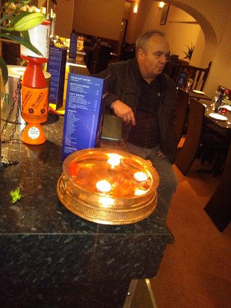 Torpoint, UK: Dear customers we are a new management and the restaurant name is namaste cafe nepalese Indian r