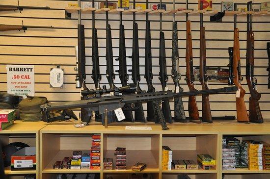 Okeechobee Shooting Sports >> Collectie Wapens Picture Of Okeechobee Shooting Sports Okeechobee
