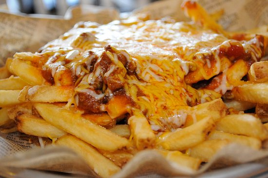 Firebaugh, Kalifornia: Chili Cheese Fries