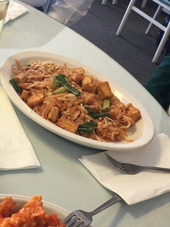Siamese Kitchen Lunch Menu