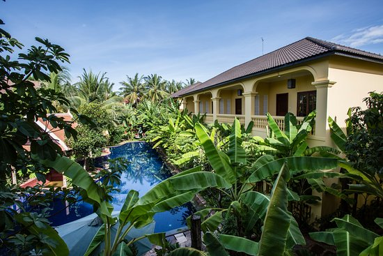 Le Jardin d'Angkor Hotel & Resort