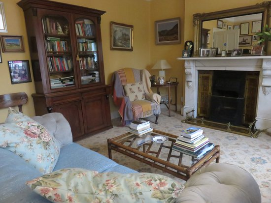 The Saddlers House and the Old Rectory: Sitting area