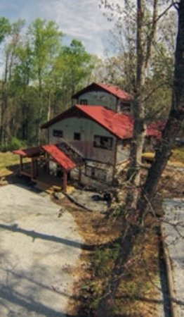 Long Creek, ساوث كارولينا: Corkscrew Cabin