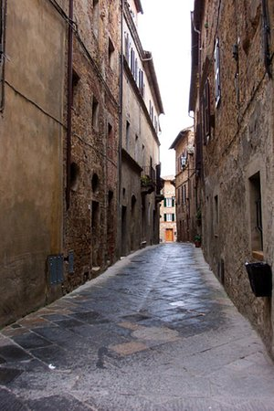 Great walking paths in Pienza