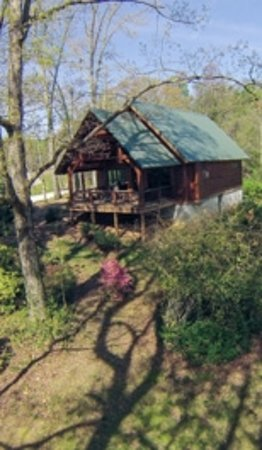 Long Creek, ساوث كارولينا: Jawbone Cabin