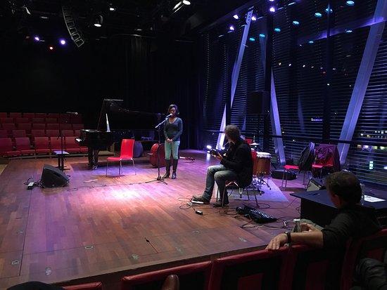 Bimhuis: Tuesday night workshop