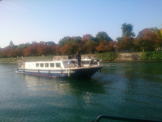 Hiroshima River Pleasure Boat