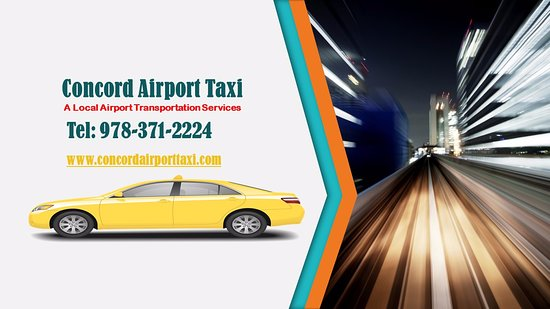 Concord Airport Taxi