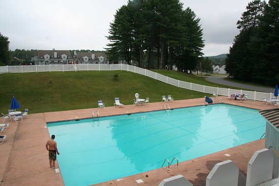 Brownsville, VT: One of 2 pools