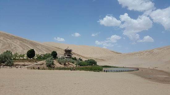 Dunhuang, China: Overview