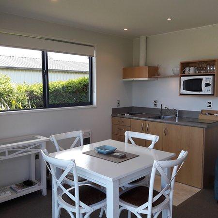 Kaka Point, Nueva Zelanda: Unit 1 - Kitchenette