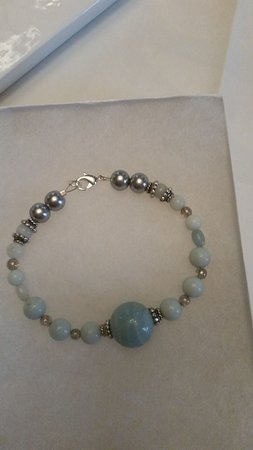 Southington, CT: Essence of the Earth Bracelet