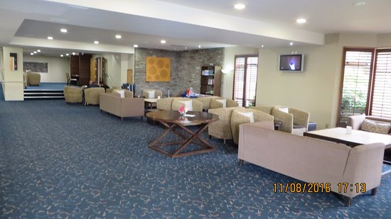 Distinction Luxmore Hotel Lake Te Anau: Spacious