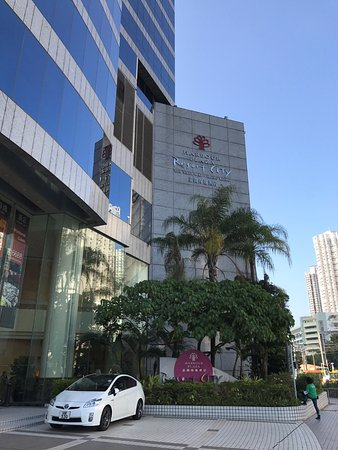Harbour Plaza Resort City Hong Kong-bild
