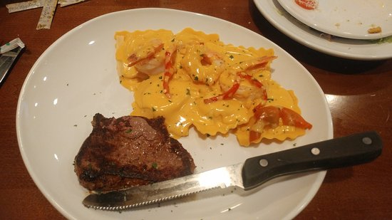 olive garden lobster ravioli with ump shrimp tuscan sirloin to see the advertised - Olive Garden Little Rock