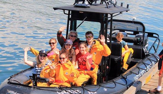 White Rock, كندا: White Rock Sea Tours! Whale Watching Adventure