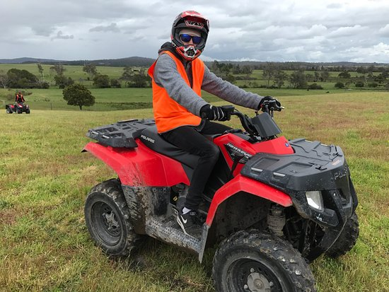 Kookaburra Ridge Quad Bike Tours: photo1.jpg