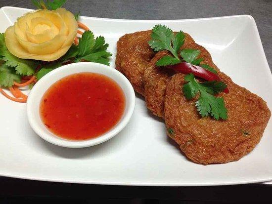 Tiverton, UK: MA-KARM Thai Cuisine