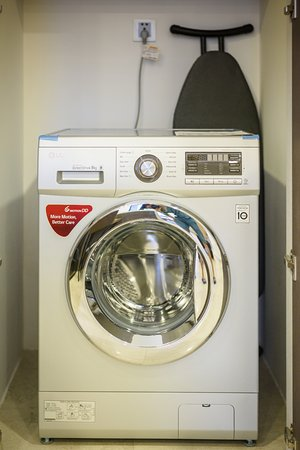 Washing Machine - Picture of Mansion 51 Hotel & Apartment, Phnom ...