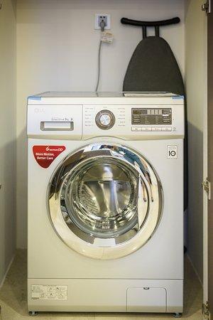 Washing Machine - Picture of Mansion 51 Hotel & Apartment, Phnom ...