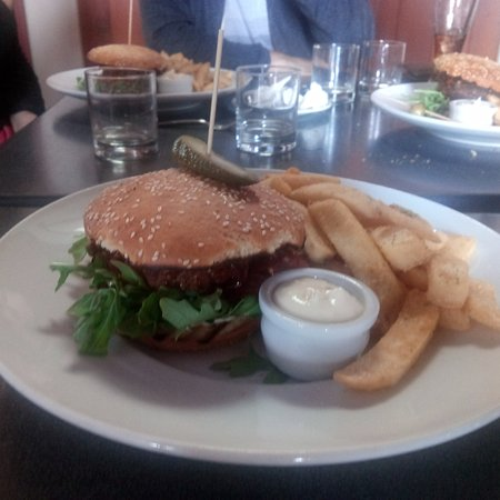 Kaitaia, New Zealand: Beef Burger