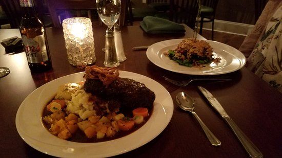 Averill Park, NY: Delicious Dinners, great service
