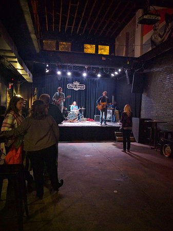 Photo of Bar The Pour House Music Hall at 224 S Blount St, Raleigh, NC 27601, United States