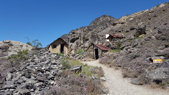 Cromwell, Nowa Zelandia: Old historic Chinese Mining Village