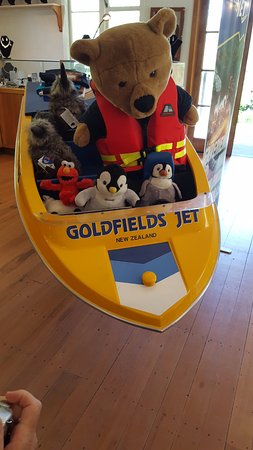 Cromwell, New Zealand: Goldfields Jet !