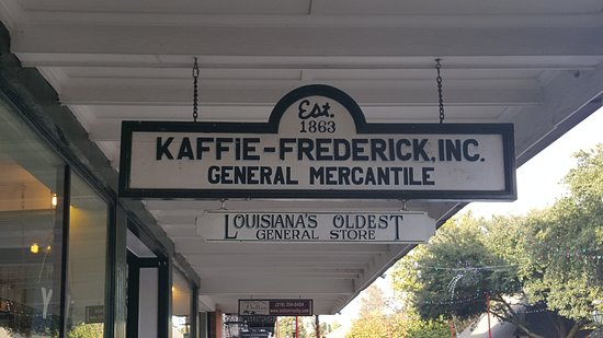 Natchitoches, LA: Historic District Shopping
